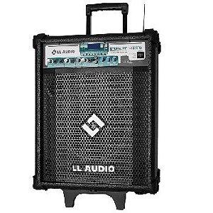 Caixa de Som Amplificada Multiuso Stone 250 BATERIA INTERNA/ FM/USB/BLUETOOTH