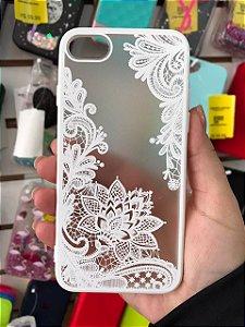 Case branca iphone 7