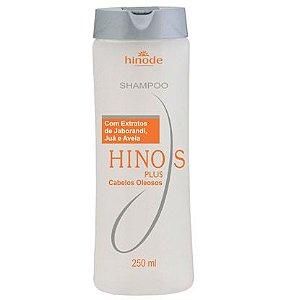 Shampoo Cabelos Oleosos Hino´s Plus 250ml