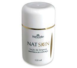 Nat Skin Loção de Limpeza 120ml