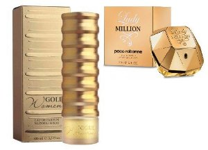 Layd Million* (Gold women) 100 ML