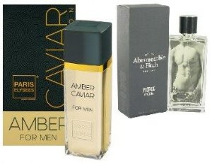 Abercrombie Fierce* (Amber Caviar) 100 ML