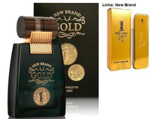 1 Million* ( Prestige Gold) 100Ml