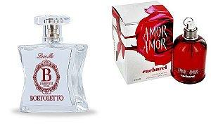 Perfume Love Me* (Concorrente Amor Amor- Cacharel) 100Ml