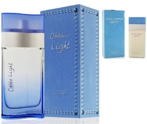 Doce e Gabbana Light Blue* (OH Light) 100 ML