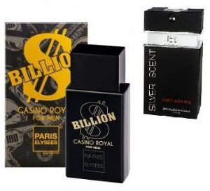 Silver Scent *( Billion Casino royal)