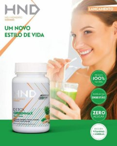 Detox Greenmax HND
