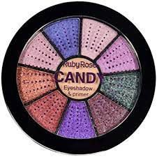 Mini Paleta De Sombras Candy Ruby Rose HB-9986/2