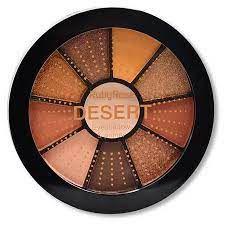 Mini Paleta de Sombras + Primer Desert Ruby Rose HB-9986-7