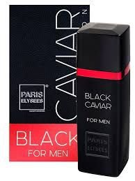 Black Caviar Paris Elysees - Perfume Masculino Eau de Toilette - 100ml