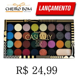 Paleta De Sombras Casually You - Ruby Rose