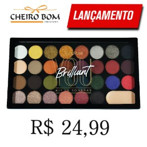 Paleta De Sombras You Brilliant - Ruby Rose