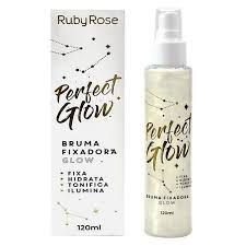 BRUMA FIXADORA PERFECT GLOW - RUBY ROSE