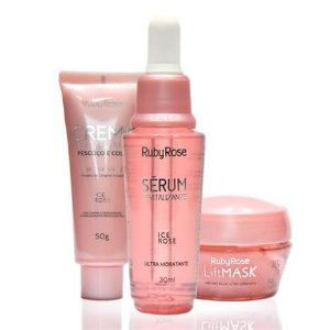 Kit Revitalizante Ice Rose - Ruby Rose