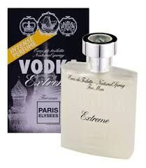 Vodka Extreme Paris Elysees - Perfume Masculino - Eau de Toilette - 100ml
