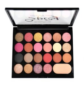 Paleta De Sombras Spicy - HB 1001 - Ruby Rose