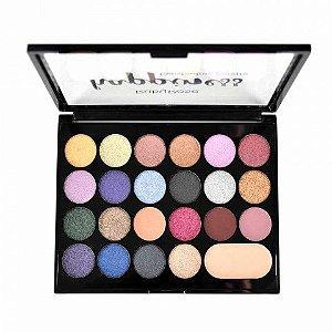 Paleta de Sombras + Primer Happiness Ruby Rose HB-1003