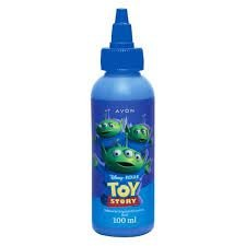 Sabonete Liquido azul toy story 100ml