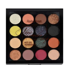 Paleta de Sombras + Primer The Candy Shop Ruby Rose HB-1017