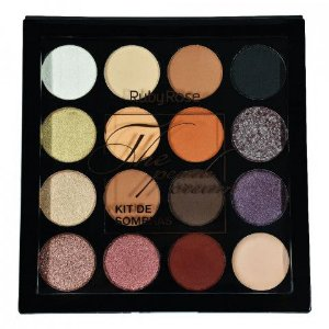 Paleta de Sombras The Peach Cream Ruby Rose HB-1023