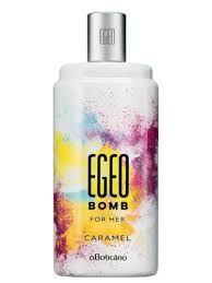Egeo Bomb for her caramel
