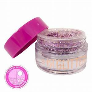 BT - Melrose Glitter Lilac Galaxy