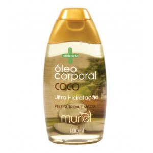 Muriel Oleo Corporal Coco 100ml