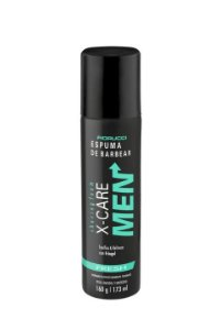 ESPUMA DE BARBEAR X-CARE MEN 160 G
