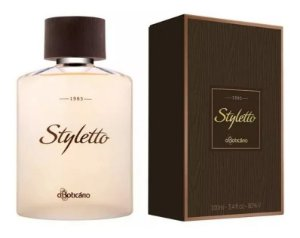 Perfume Masculino Styletto 100ml De O Boticário