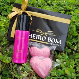 KIT O BOTICARIO - HIDRATANTE PERFUMADO COFFEE SEDUCTION + SABONETE