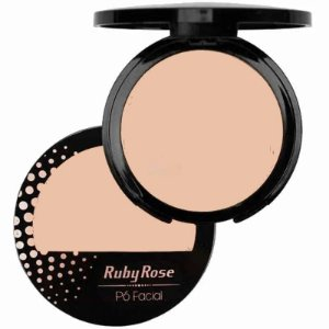 Pó Compacto Facial Ruby Rose HB7212 – PC20