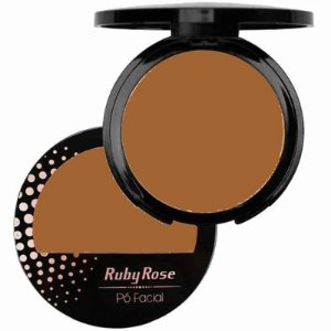 Pó Compacto Facial Ruby Rose HB7212 – PC21