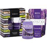 Kit Fiorucci Sabonete Líquido + Refil Lavanda