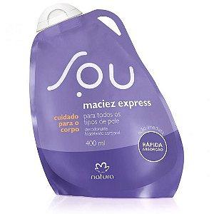 Desodorante Hidratante Corporal Maciez Express SOU - 400ml