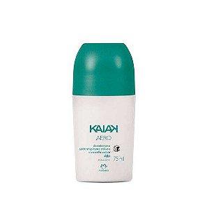 Desodorante Roll-on Kaiak aero Masculino - 3 Un. 75ml