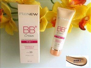 Renew Bb Cream 10 Em 1 Multibeneficios Fps20 Cor Escura ( VALIDADE 01/2021)