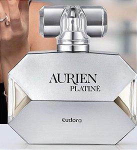 Deo Colônia Feminino Eudora Aurien Platine 100ML ( VALIDADE 02/2021)