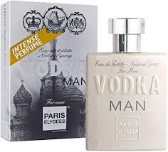 Paris Elysses - Vodka Man Edt 100ml