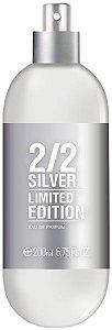 Deo Colônia Feminina 2/2 Silver 240ml
