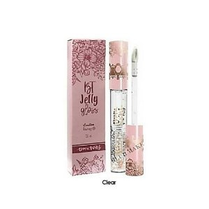 Gloss Bruna Tavares Bt Jelly Clear - 3,5ml