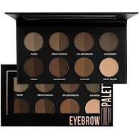 PALETA DE SOBRANCELHA EYEBROWN UP RUBY ROSE - RUBY ROSE