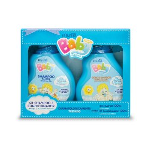 Kit Muriel Baby Menino Shampoo + Condicionador
