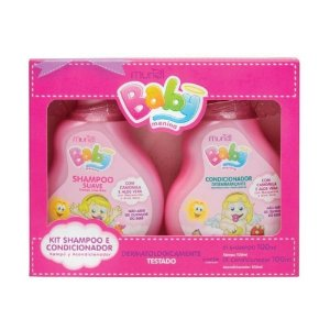Kit Muriel Baby Menina Shampoo + Condicionador 100ml