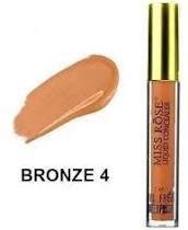 Corretivo Liquido Miss Rôse Bronze 4
