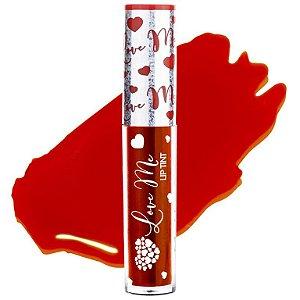 Lip Tint Love Me Cor Morango - Mahav