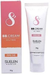 BB Cream Oil Free FPS 30 - Cor 04 - Suelen Makeup