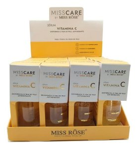 Box C/16 Sérum Facial Vitamina C -Miss Rôse