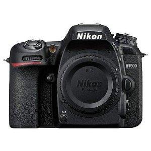 Câmera Nikon D7500 Corpo