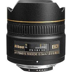LENTE NIKON AF-S 10.5mm f2.8 G ED DX