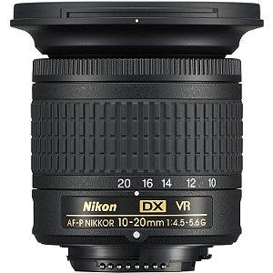 LENTE NIKON AF-P 10-20mm f/4.5-5.6 G VR DX
